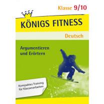 Aufsatz - Argumentieren und Erörtern. Deutsch Klasse 9/10