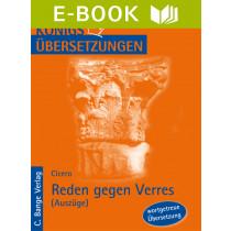 Reden gegen Verres – Auszüge: Zweite Rede, IV. Buch: Über die Statuen. & V. Buch: Über die Todesstrafen.