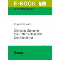 Die kahle Sängerin / Die Unterrichtsstunde / Die Nashörner