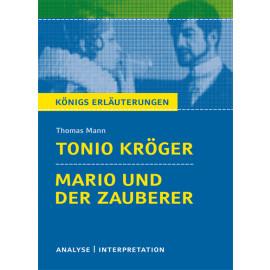 Tonio Kröger & Mario und der Zauberer