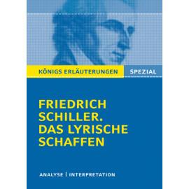 Schiller. Das lyrische Schaffen