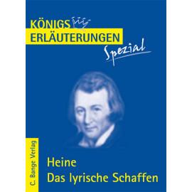 Heine. Das lyrische Schaffen