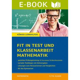 Fit in Test und Klassenarbeit – Mathematik 9./10. Klasse Gymnasium