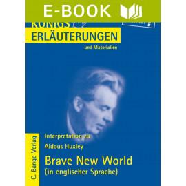 Brave New World - (in englischer Sprache)