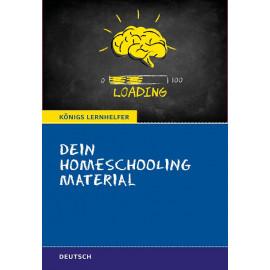 Dein Homeschooling Material - Richtig schreiben