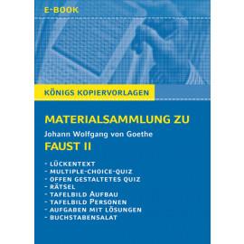 Faust II - Materialsammlung