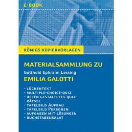 Emilia Galotti - Materialsammlung