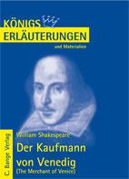 KE: Kaufmann von venedig - merchant of venice