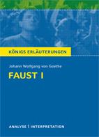 KE: Faust I Titelcover
