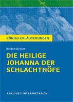 KE: Die heilige Johann der Schlachthöfe