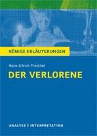 KE Der Verlorene Treichel Lektürehilfe Titelcover
