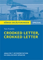 Crooked Letter Textanalyse