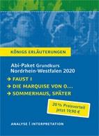 Abi-Paket Grundkurs Nordrhein Westfalen 2020