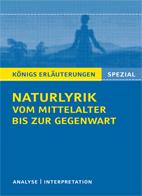 Königs Erläuterungen Spezial: Naturlyrik