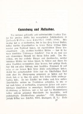 Musterseite Der Trompeter von Säckingen Scheffel Königs Erläuterungen