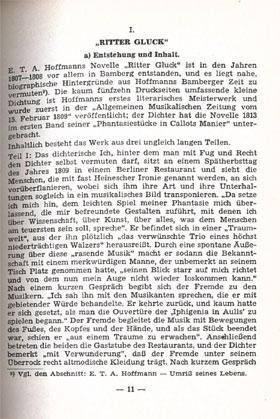 Musterseite Ritter Gluck goldene Topf Meister Martin der Küfer und seine Gesellen Hoffmann Königs Erläuterungen